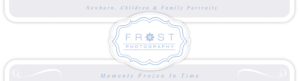 FROST PHOTOGRAPHY logo